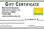 North Shore Colonics Gift Certificate